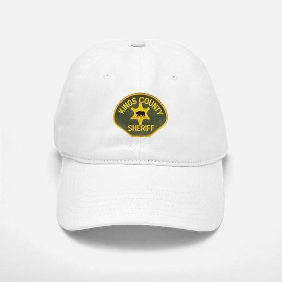 Kings County Sheriff Baseball Baseball Cap