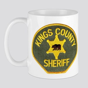 Kings County Sheriff Mug