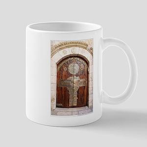 SEPHARDIC SYNAGOGUE Mugs
