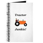 Orange Tractor Junkie Journal