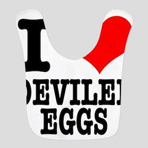 DEVILED EGGS Bib