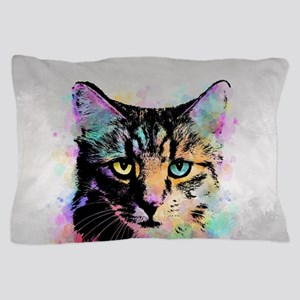 Cat 618 Pillow Case