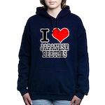 JAPANESE BEETLES.png Hooded Sweatshirt