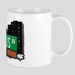Willis Av, Bronx, NYC Mug