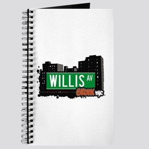 Willis Av, Bronx, NYC Journal