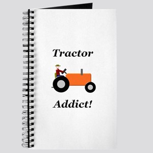 Orange Tractor Addict Journal