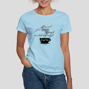A Cup of Tea Women's Light T-Shirt