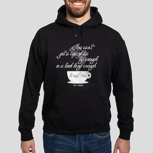 A Cup of Tea Hoodie (dark)