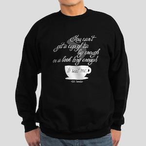A Cup of Tea Sweatshirt (dark)