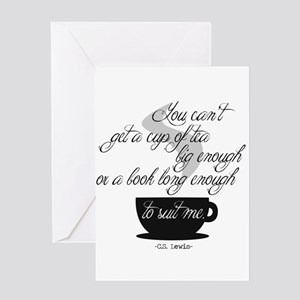 A Cup of Tea Greeting Card