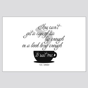 A Cup of Tea Large Poster