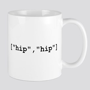 Hip Hip Hooray Programming Array Mugs