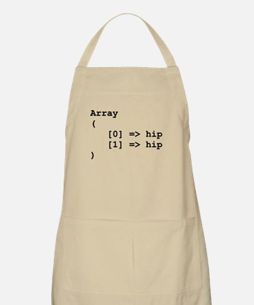 Hip Hip Hooray Programming Array Apron