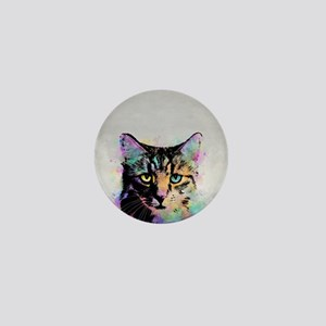Cat 618 Mini Button