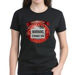 Strange Dog Women's Dark T-Shirt