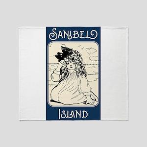Forever Sanibel Throw Blanket