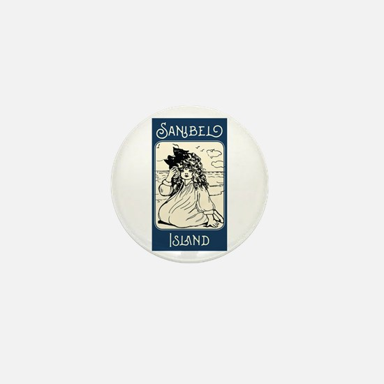 Forever Sanibel Mini Button
