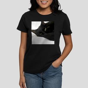 Kitty Women's Dark T-Shirt