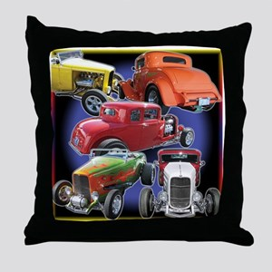 1932 Ford styles Throw Pillow