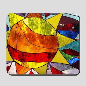 Sun Panel  Mousepad