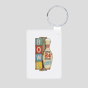 Bowling Pin Keychains
