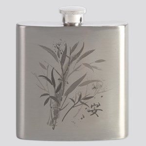 Bamboo Garden Flask