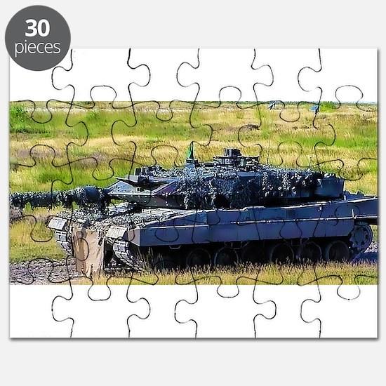 Leopard 2A5 Puzzle