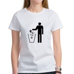 Religion is a drug! Women's T-Shirt