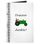 Green Tractor Junkie Journal