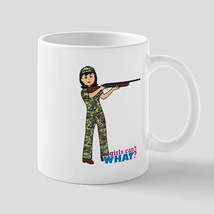 Hunter Medium Mug