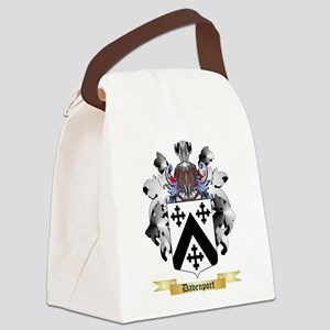 Davenport Canvas Lunch Bag