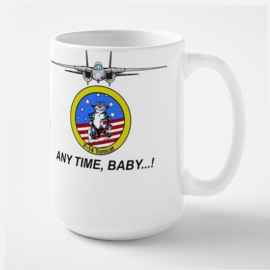 F-14 Tomcat Large Mug