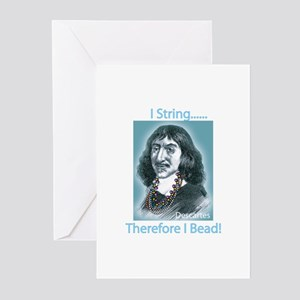 I String..... Greeting Cards (Pk of 10)