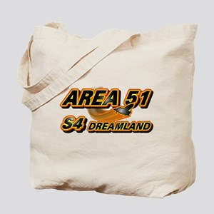 Area 51 & S4 Dreamland Tote Bag
