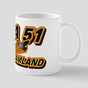 Area 51 & S4 Dreamland Mug