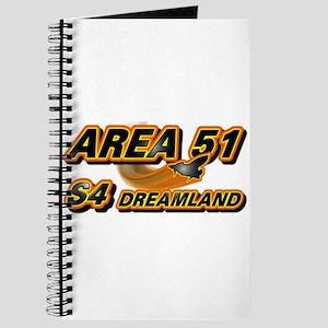Area 51 & S4 Dreamland Journal