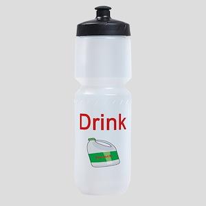 drink-bleach Sports Bottle