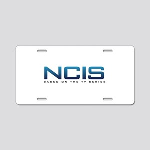 NCIS Aluminum License Plate