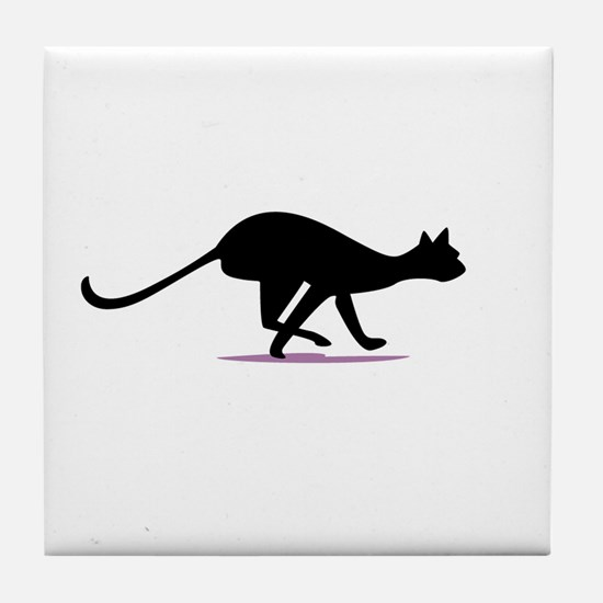 Cat Nip Tile Coaster