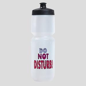 do-not-disturb,png Sports Bottle