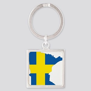 Swede Home Minnesota Keychains