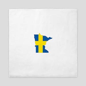 Swede Home Minnesota Queen Duvet