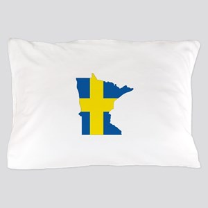 Swede Home Minnesota Pillow Case