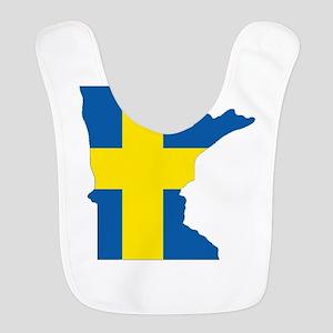 Swede Home Minnesota Bib