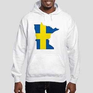 Swede Home Minnesota Hoodie