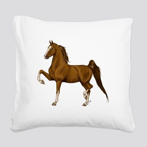 asbcolor Square Canvas Pillow