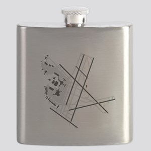BOS Airport Flask