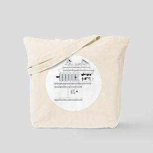 ATL Airport Tote Bag