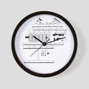 ATL Airport Wall Clock