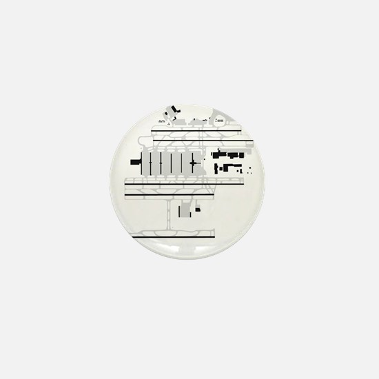 ATL Airport Mini Button